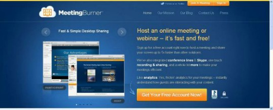 MeetingBurner – Smokin' Hot And Priced To Please!