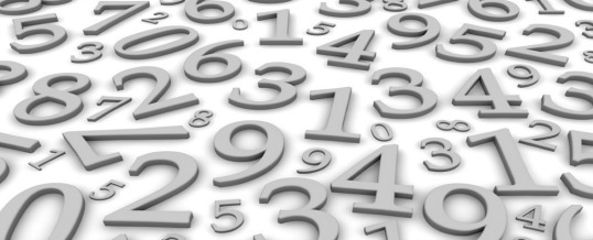 Selling … Still a Numbers Game?